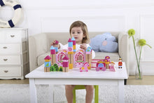 Load image into Gallery viewer, Princess Building Block Castle - Tooky Toy