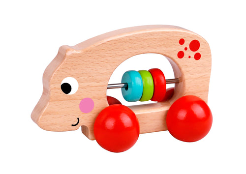 Hippo Roller - Tooky Toy