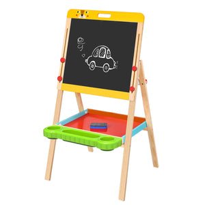 Double-Sided Standing Easel - Tooky Toy