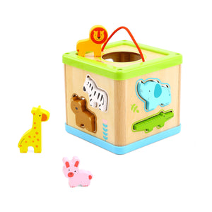 Animal Sorting Box - Tooky Toy