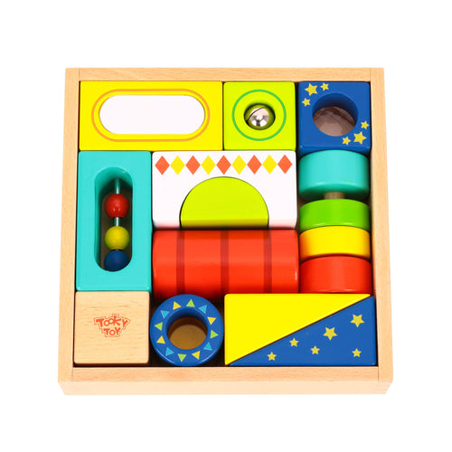 Wooden Learning Set - Tooky Toy