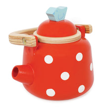 Load image into Gallery viewer, Dotty Wooden Kettle - Le Toy Van