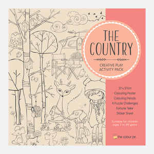 Activity Pack - The Country - The Colour Jar