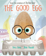 Load image into Gallery viewer, The Good Egg by Jory John - Hardcover