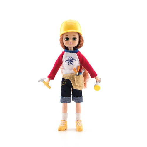 STEM Doll - Young Inventor - Engineering Lottie