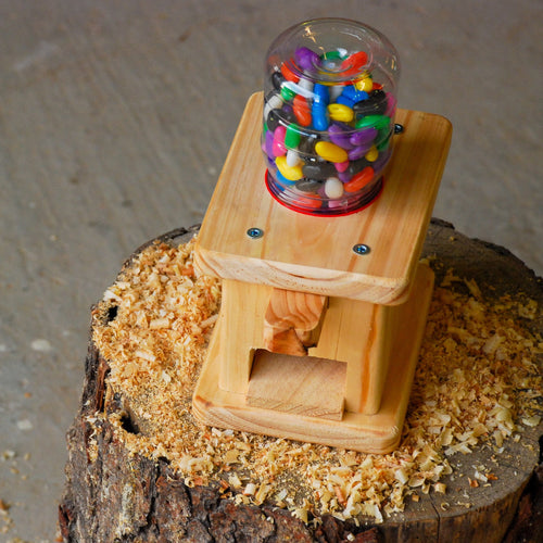 Candy Dispenser DIY Kit : Stumped