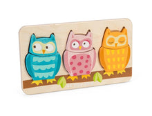 Load image into Gallery viewer, Chouette Owl Wooden Puzzle - Le Toy Van