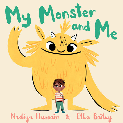 My Monster & Me by Nadiya Hussain
