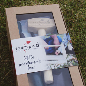 Little Gardener's Box: Stumped