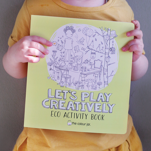 Eco Activity Book - The Colour Jar