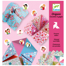 Load image into Gallery viewer, Origami Fortune Tellers - Flowers - Djeco