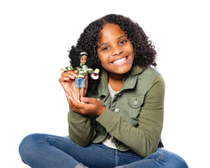 Kid Activist Doll - Mari Copeny Lottie