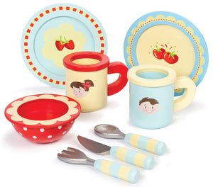 Wooden Dinner Set - Le Toy Van