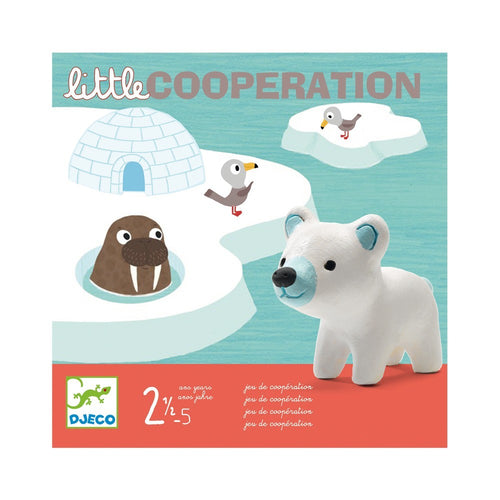 Little Cooperation Game - Djeco
