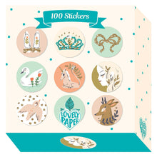 Load image into Gallery viewer, 100 Lucille Stickers - Djeco