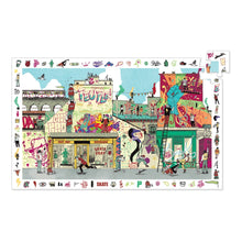 Load image into Gallery viewer, Street Art Puzzle - Djeco - 200 pc