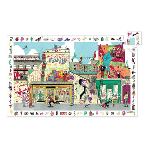 Street Art Puzzle - Djeco - 200 pc