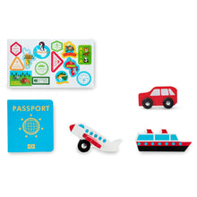 Load image into Gallery viewer, World Travel Rug & Accessories - Melissa & Doug
