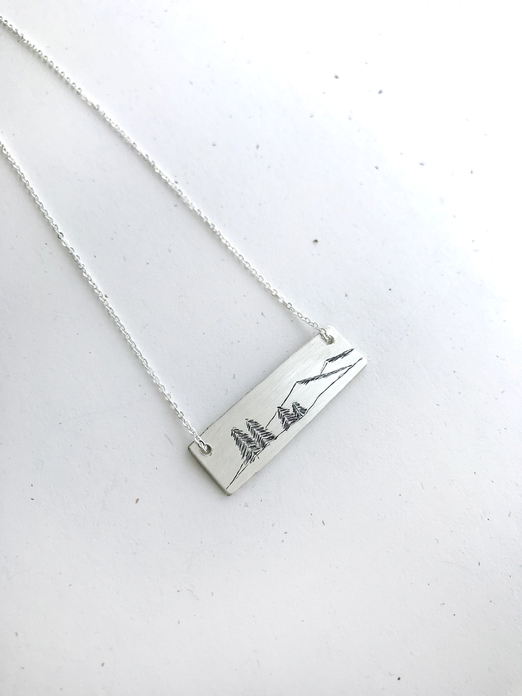 Family Tree Mother's Necklace
