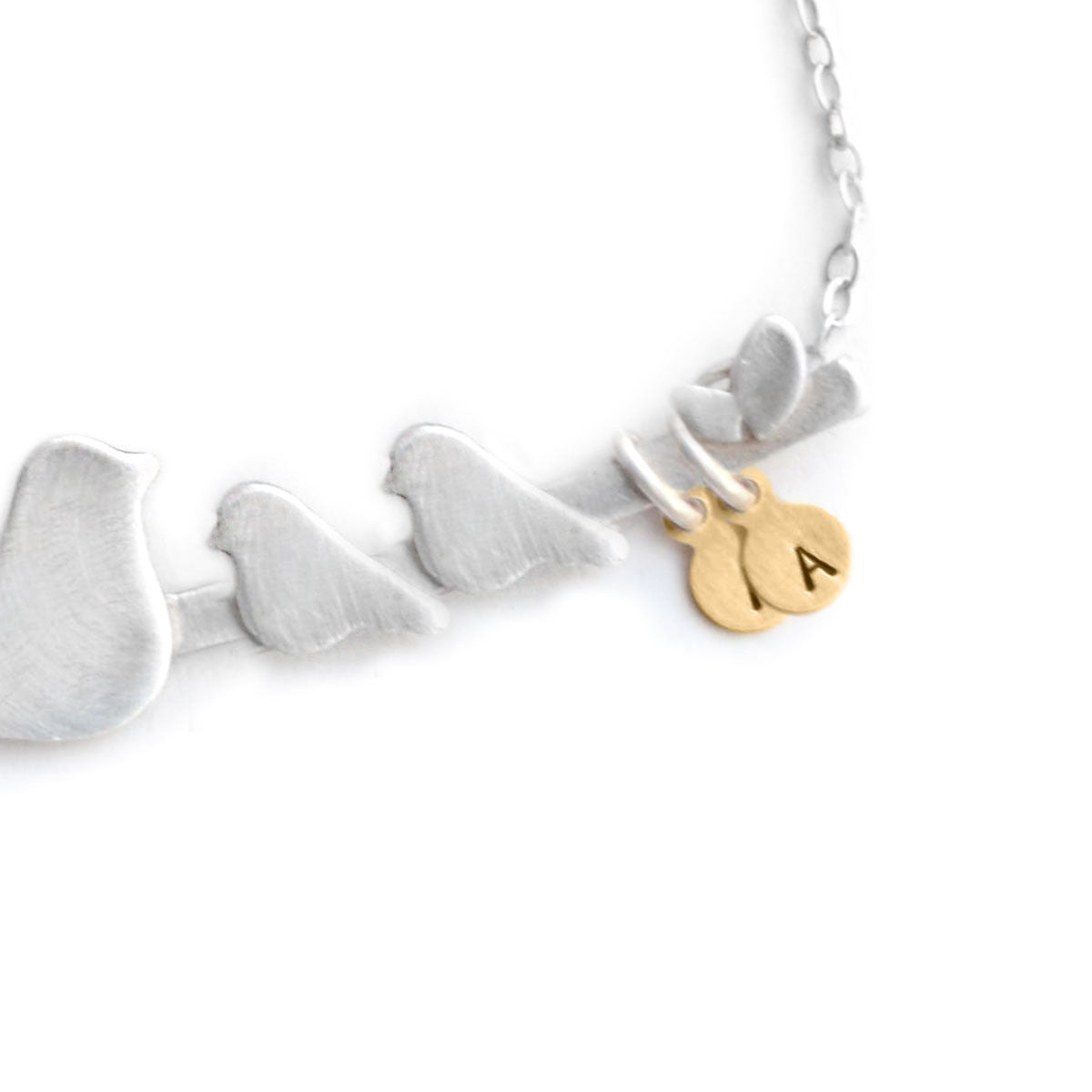 14K Gold Custom Initial Drop Add-on
