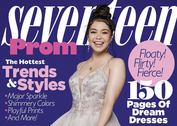 SEVENTEEN Magazine Picks LIKE DREAMS for Prom 2019's Accessories Best