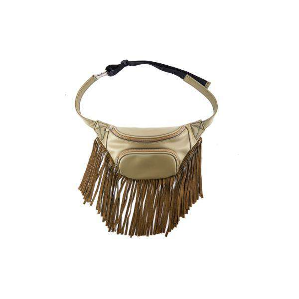 LIKE DREAMS Rain Dance Fringe Fanny Pack - shoplikedreams