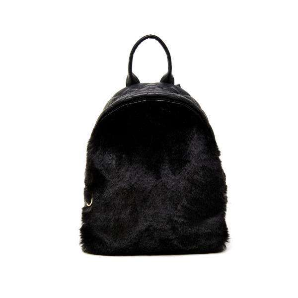 LIKE DREAMS Red Light Black Panther Capsule Backpack - shoplikedreams