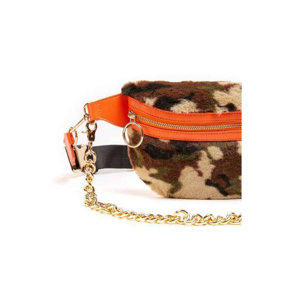 LIKE DREAMS City Hunter Fur Fanny Pack - shoplikedreams