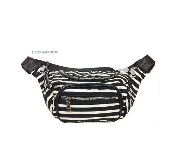 LIKE DREAMS Safari Zebra Fanny Pack - shoplikedreams