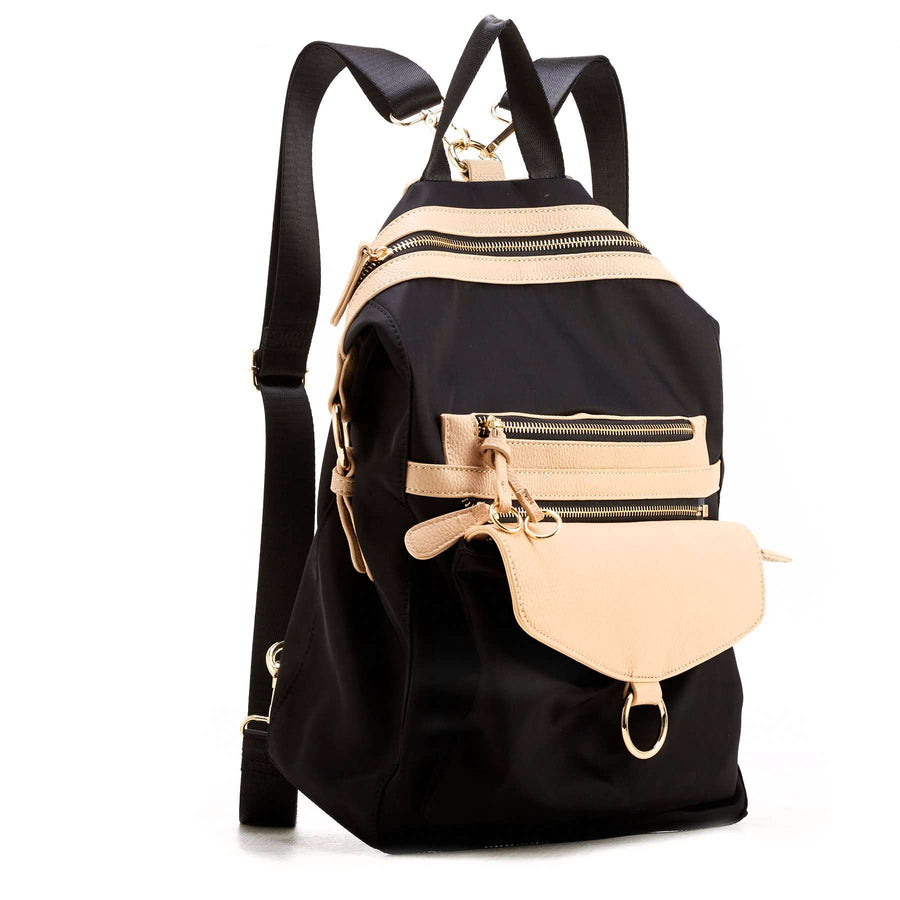 LIKE DREAMS Double Decker GI Backpack