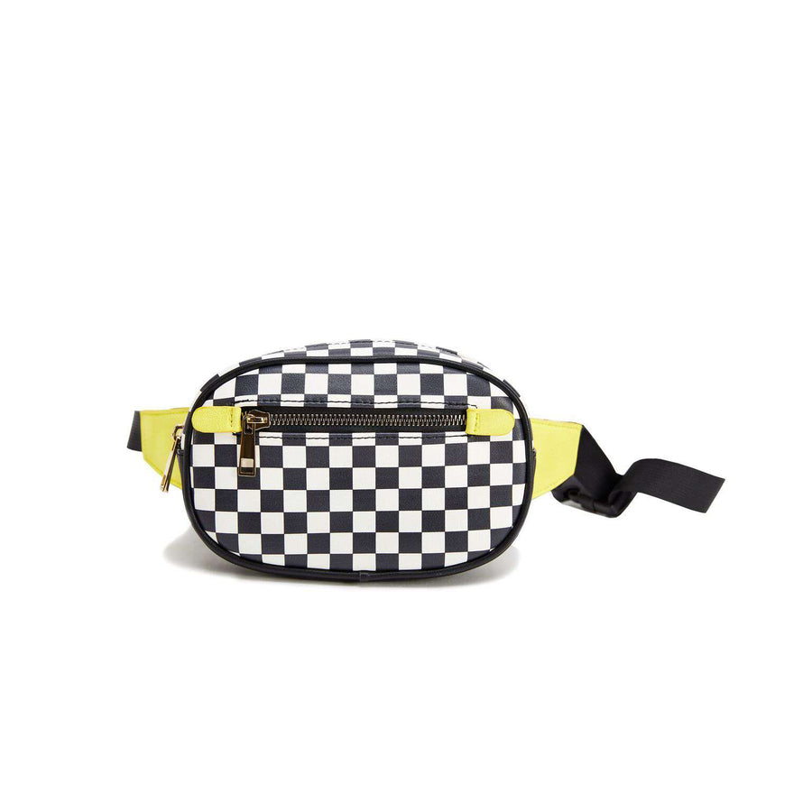 LIKE DREAMS Capsule Checkered Fanny Pack