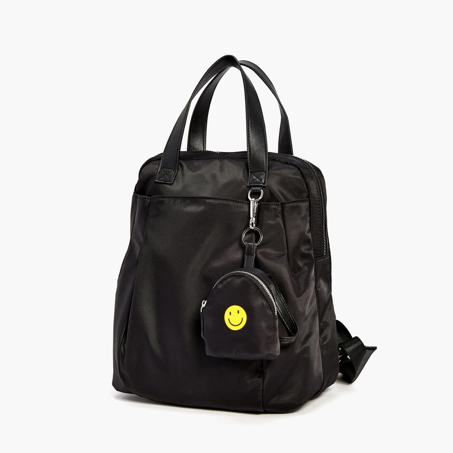 LIKE DREAMS Smiley Clone Backpack