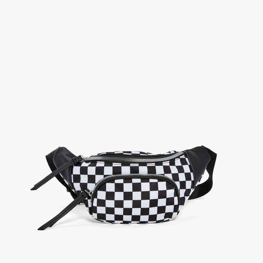 LIKE DREAMS Checkmate Fanny Pack