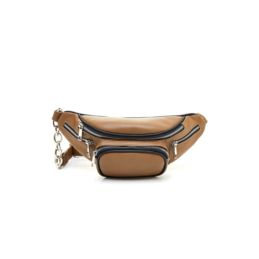 LIKE DREAMS Multi Compartment Fanny Pack