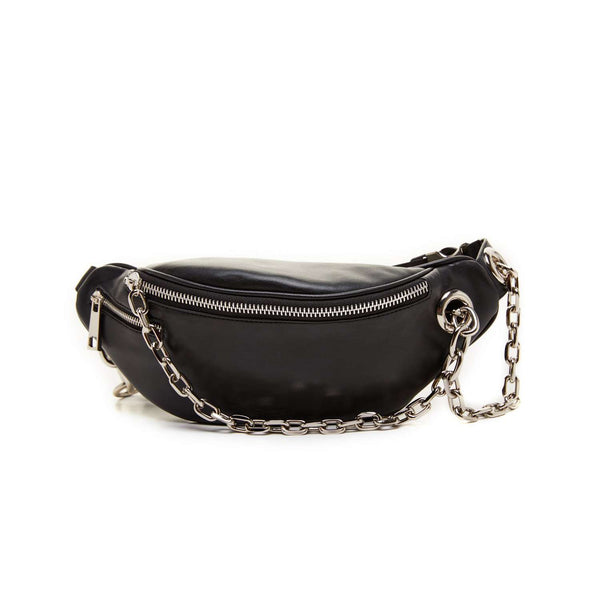 LIKE DREAMS Multi Pocket Chain Fanny Pack - shoplikedreams