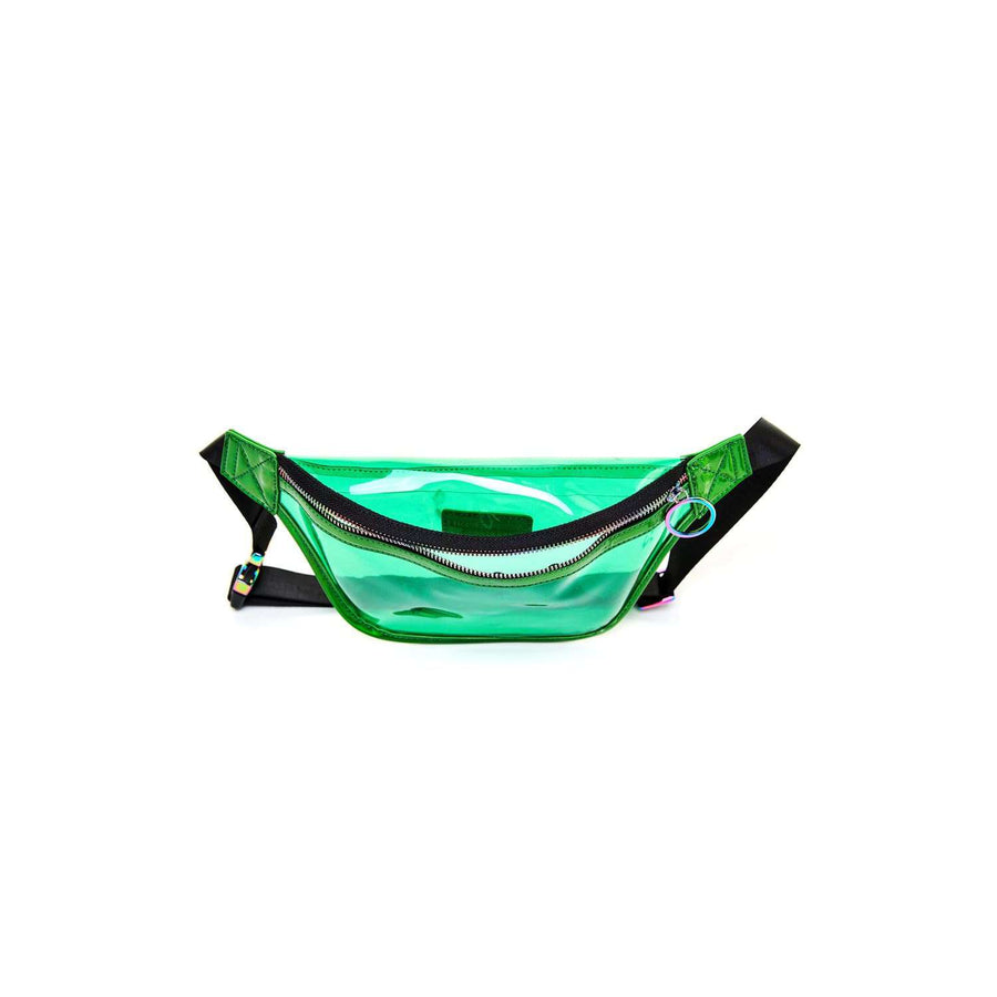 LIKE DREAMS Clear Banana Fanny Pack - shoplikedreams