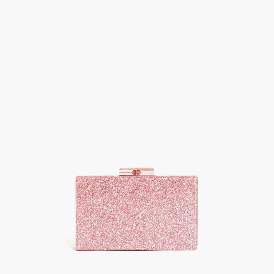 LIKE DREAMS Glitter Squad Evening Clutch