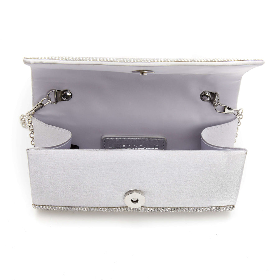 LIKE DREAMS Princess Fold Over Clutch