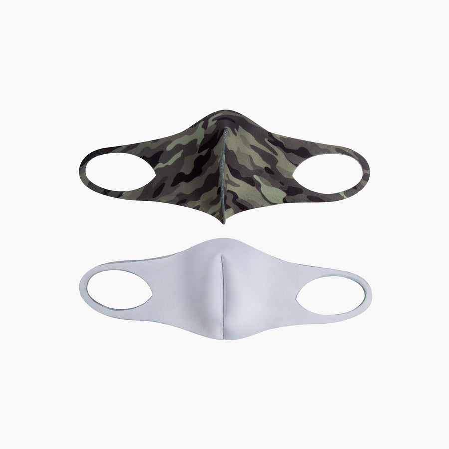 LIKE DREAMS Classic Camo - Kids Face Mask