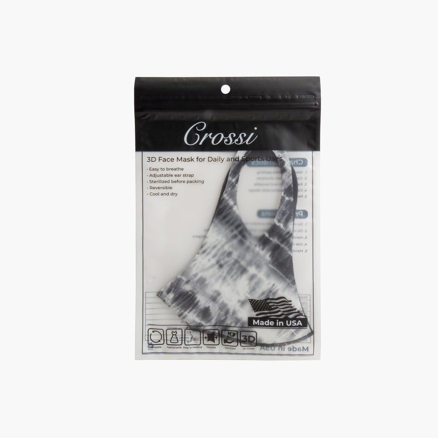 LIKE DREAMS Black Mist - Adult Face Mask