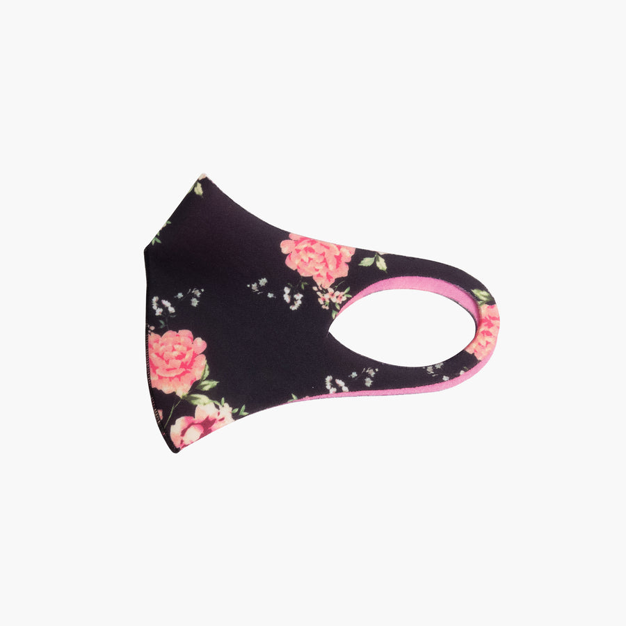 LIKE DREAMS Vintage Rose - Adult Face Mask