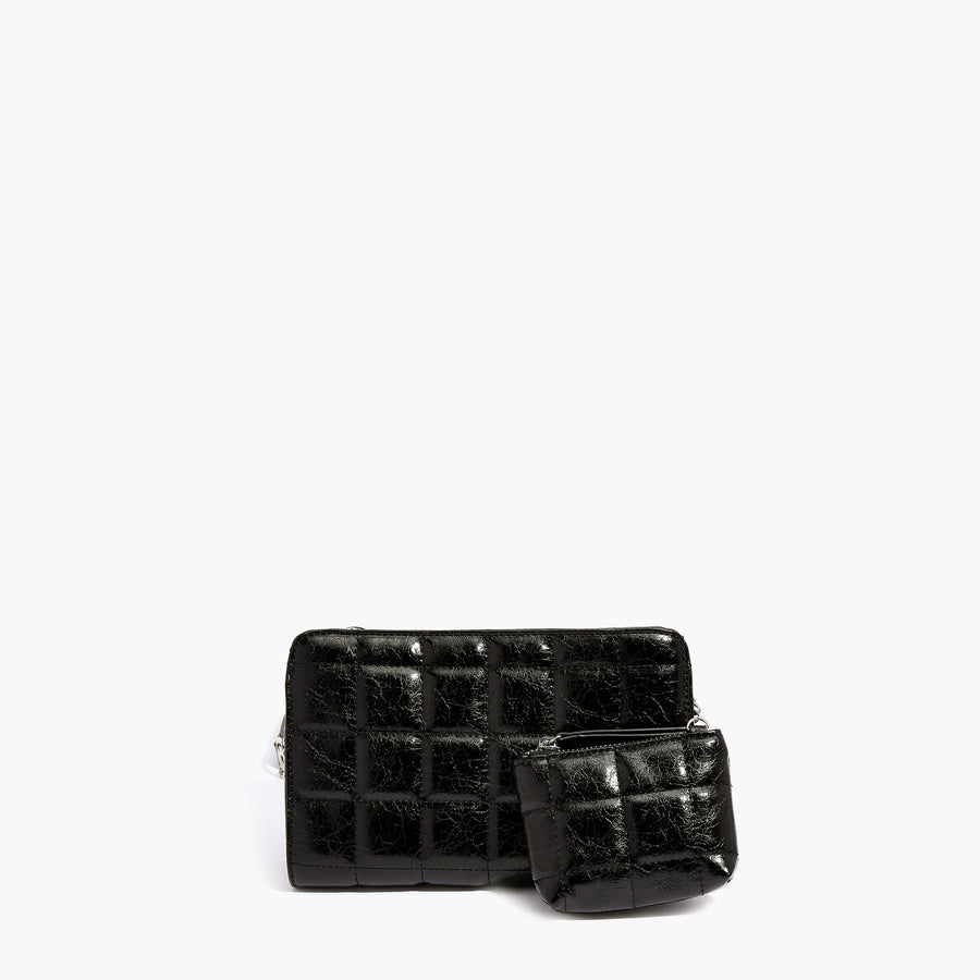 LIKE DREAMS Gia Quilted Crossbody