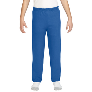 Pantalon Molletonné Heavy Blend 18200B - Bleu Royal