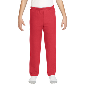 Pantalon Molletonné Heavy Blend 18200B - Rouge