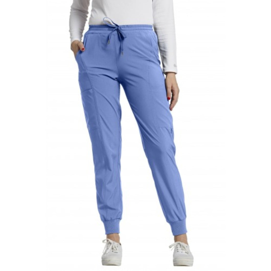 White Cross Fit Jogger - 365P