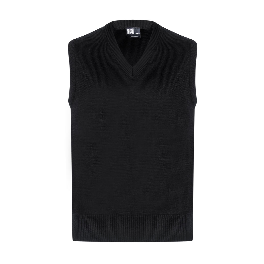 Gilet T.Q. Knits sans Manches Style 2000