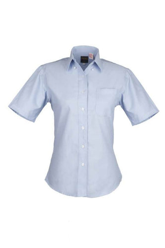 Chemise Oxford manches courtes femme LD 817