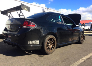 FSWERKS 500hp Focus SE / Track Day Auto Club Speedway 1/2017