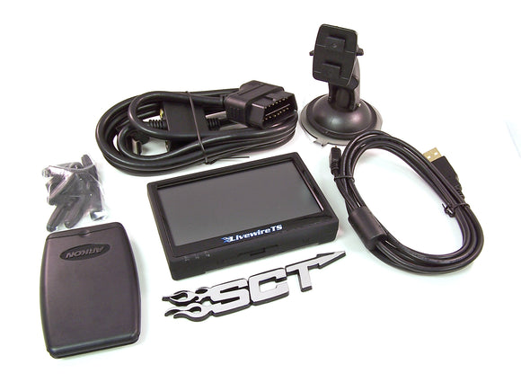 SCT FSWERKS SCT Livewire TS Performance ECU Tuner & Monitor - Ford Focus - 1