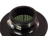 Green Filter Green Filter High Performance Cone Air Filter - Replacement for Fiesta Intakes - 5